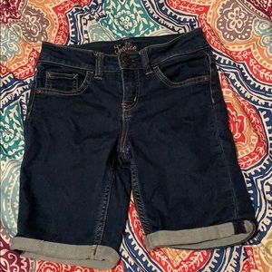 Justice shorts!
